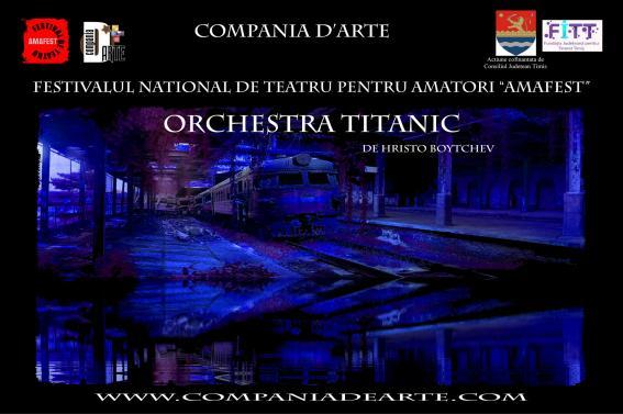 ORCHESTRA TITANIC - spectacol de teatru