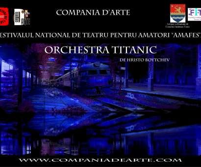 ORCHESTRA TITANIC - spectacol COMPANIA D'ARTE